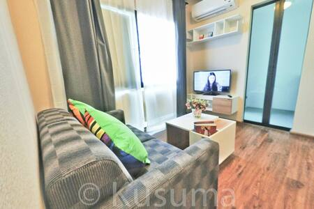 Cozy&budget place in central korat. - Nakhon Ratchasima - อพาร์ทเมนท์