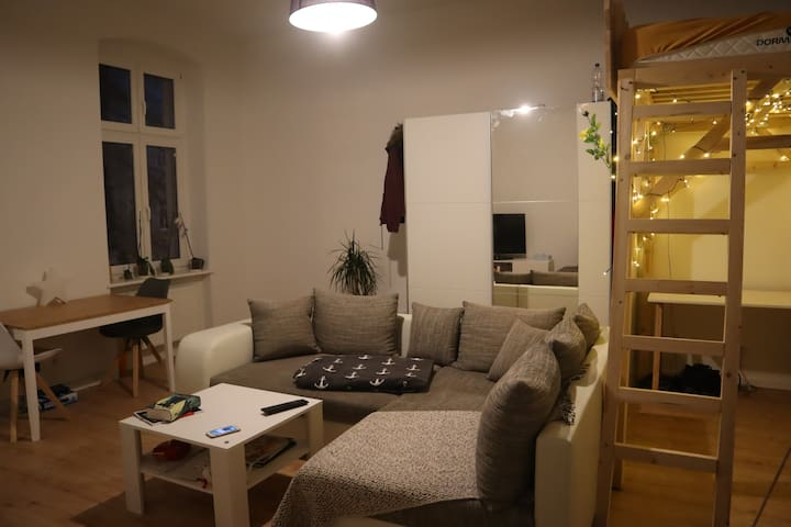 zentrale Einraumwohnung in Potsdam