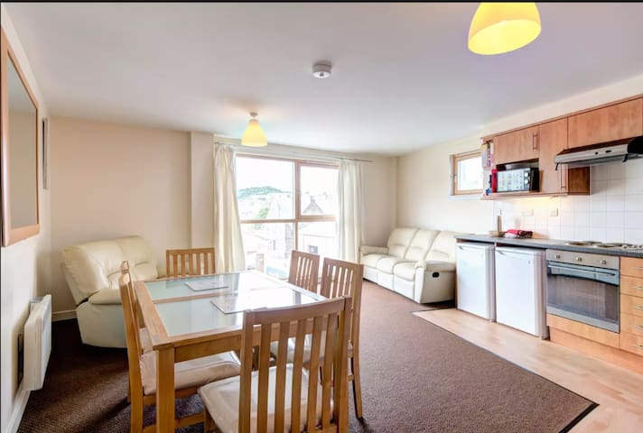 Dundee Accommodation: Campus Apartment 44.1