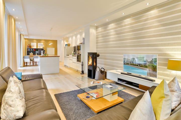 Ferienwohnung/App. für 4 Gäste mit 124m² in Binz (116683)