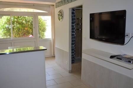 Quiet apartment, 150m to the beach, town center - Calvi - Lakás