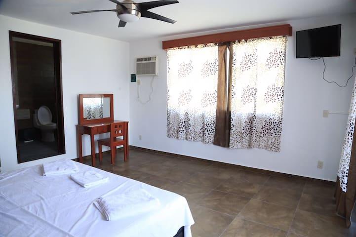 Habitaciones en laguna de Bacalar - Bacalar - Apartamento