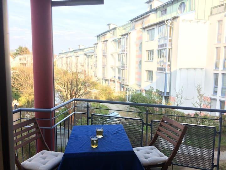 Beautiful apartm. in Oberursel close to Fft-Messe