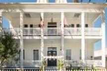 The Charles W. Adams Mansion.