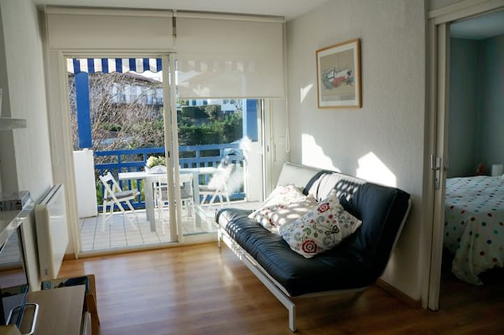 Nice and sunny apartment - Hendaye - Apartemen