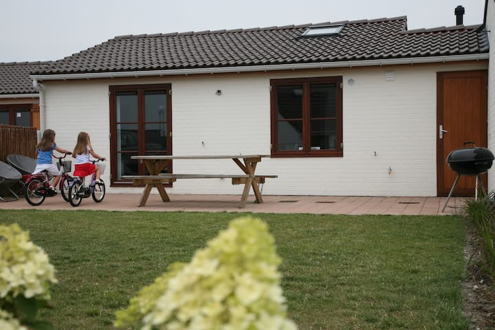 vakantiehuisje - De Haan - House