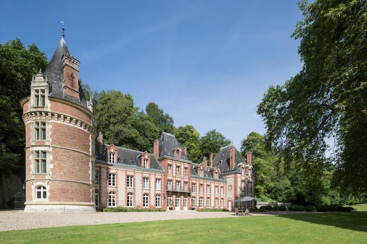 Chateau Saint-Clair at Normandie