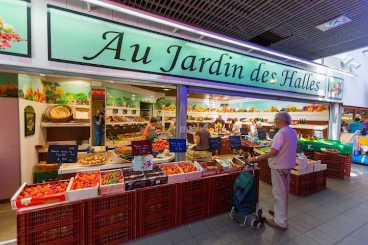 Downtown - Halles District - Visit Le Havre