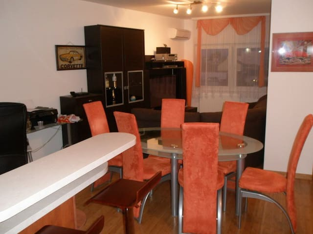 FULLY FURNISHED CITY CENTRE Apartman ★★★★ - Osijek - Huoneisto