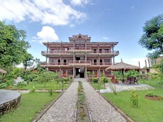 Eden Jungle Resort Chitwan- Deluxe Room
