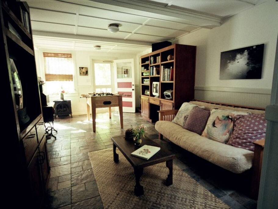 Rental Apartment  - Living Room