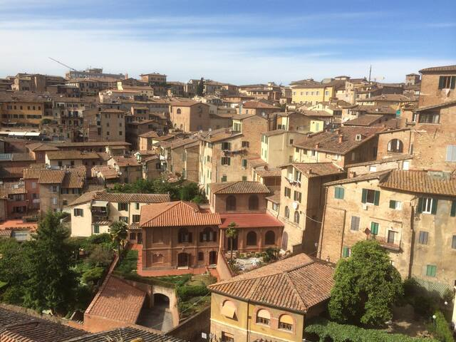 Double room in Siena Center - Siena - Apartment