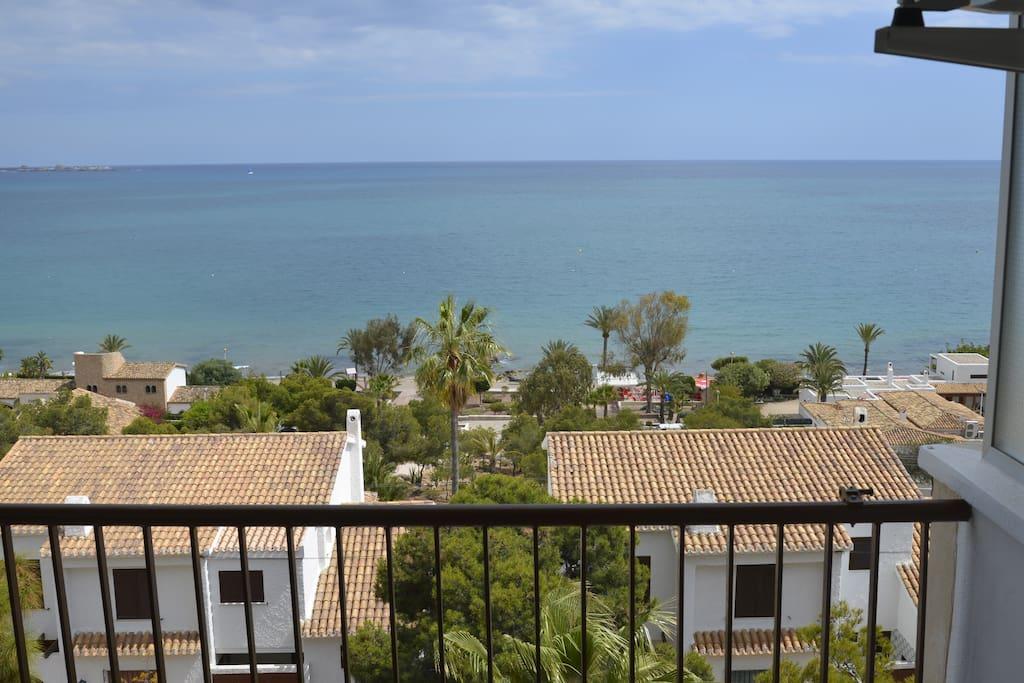Apartamento con la vista al mar y tabarca apartamentos - Residencial isla tabarca ...