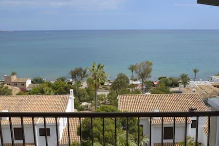 Квартира с видом на море и остров - Santa Pola