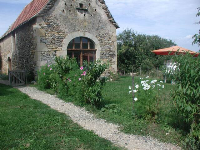 Aveyron West, large country gite.  - Saint Igest - House