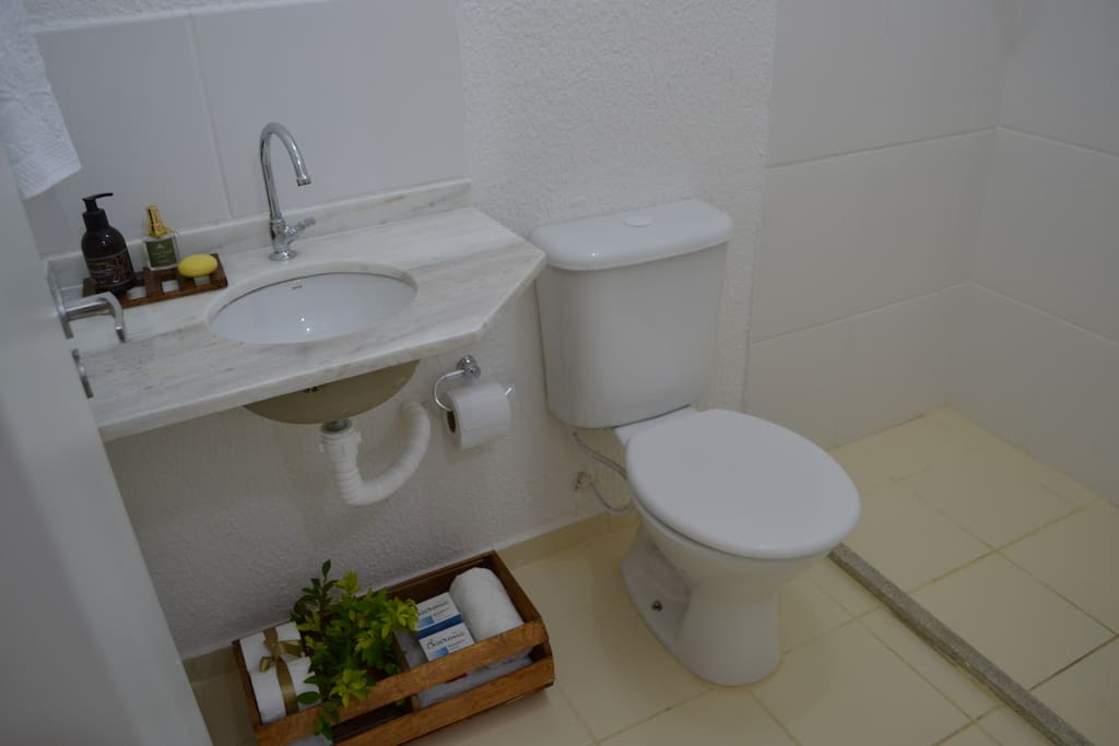 Banheiro/Suite