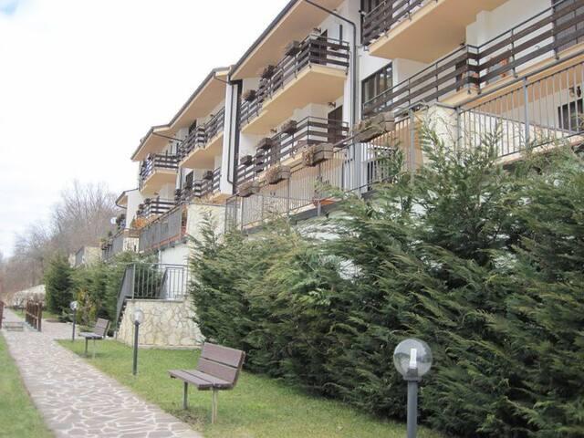 n. 1 deliziosi appartamenti  - Rocca Pia - Daire