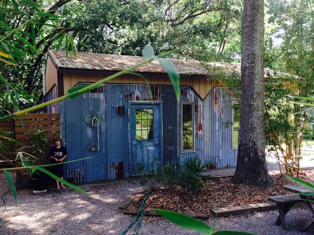 The Sleepy Shack  - Johns Island - Apartment
