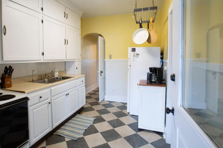 City Apartment | In the heart of historic downtown
