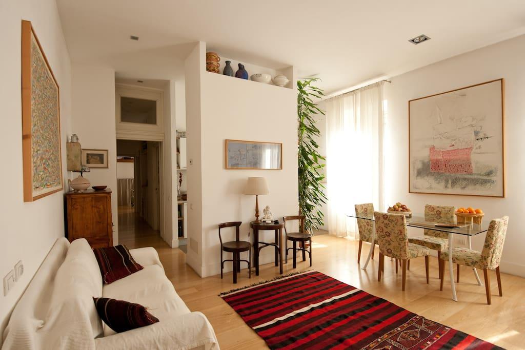 Cervo bianco appartamenti in affitto a roma lazio italia for Appartamenti in affitto roma