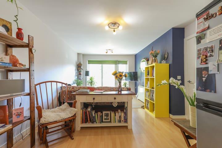 Spacious, Light & Cosy 2 Bed/2 Bathroom Apartment
