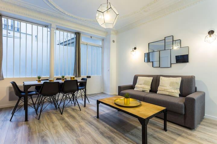 Charming apartment-6P-Pigalle/Lafayette