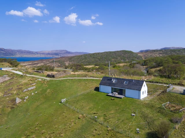 Escape to the Longhouse on Skye - Isle of Skye - บ้าน