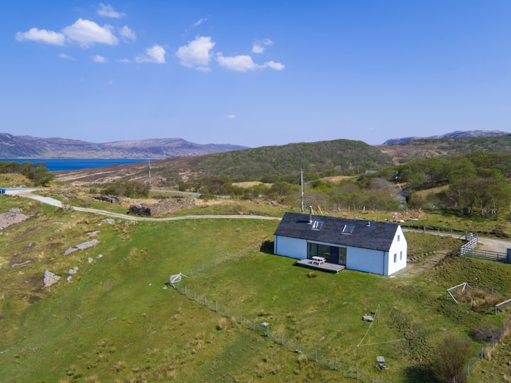 Escape to the Longhouse on Skye