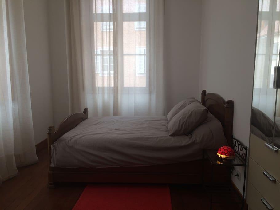Chambre très confortable