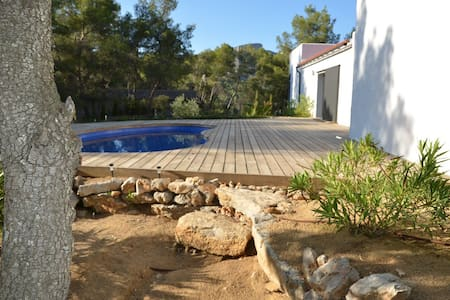 Villa de vacances en Catalogne (ES) - Pratdip - Villa