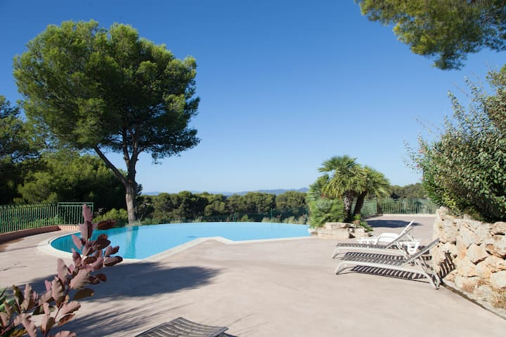 Beautiful place in south of France - Saint-Raphaël - Apartamento