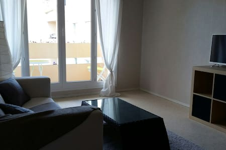 Grand appartement avec balcon - Reims