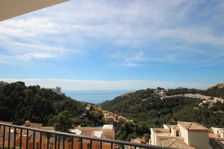 AMAZING APARTMENT ALTEA HILLS - Altea Hills