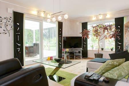 Nice family house in a quiet area - Östertälje