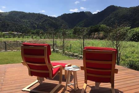 宜蘭員山 山景 Airbnb