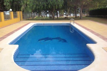 Villa Paraje Sierra Cádiz  - Bornos - Vila