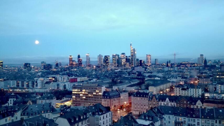 Apartment in Frankfurt am Main / Altsachsenhausen