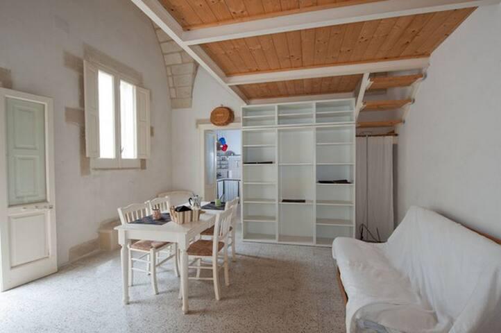 Monolocale limitrofo marine - Muro Leccese