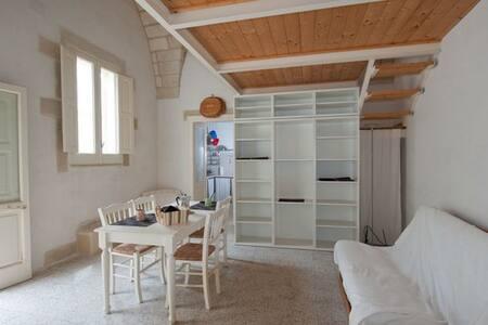 Monolocale limitrofo marine - Muro Leccese - Huis