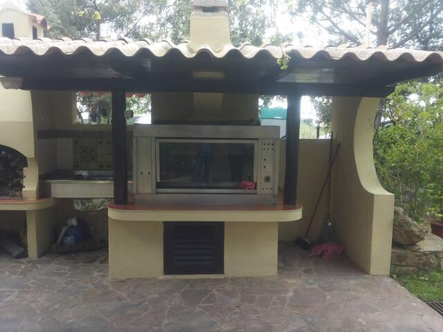 Villa Cala Ginepro - Cala Liberotto - วิลล่า