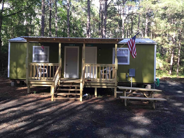 All-You-Need Cabin Cypress Bend, La - Cabin D