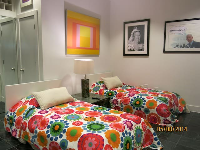 Attractive 2 Twin Beds Near Capitol - Washington - Casa