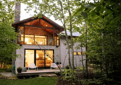 Exquisitely Modern Maine Cottage @Diagonair
