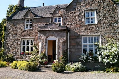Traditional B&B - Garden View Room - Tarland - Bed & Breakfast