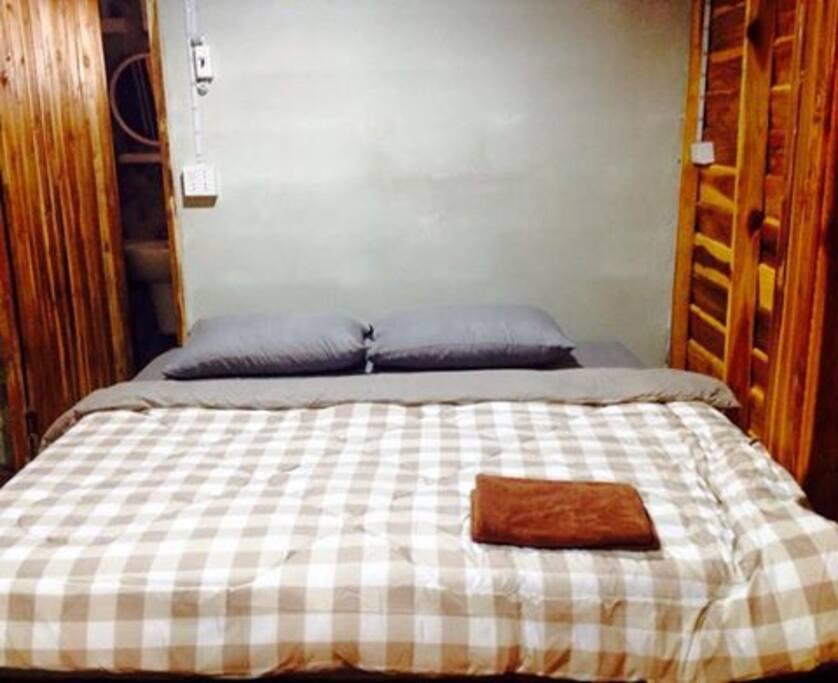 ห้องนอนอบอุ่น