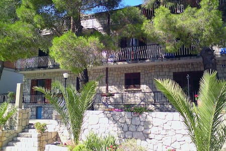 Three Pines Apartment One, Mljet, Okuklje - Okuklje - Διαμέρισμα