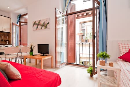 Private Studio in Sol, Madrid  - Madrid - Leilighet
