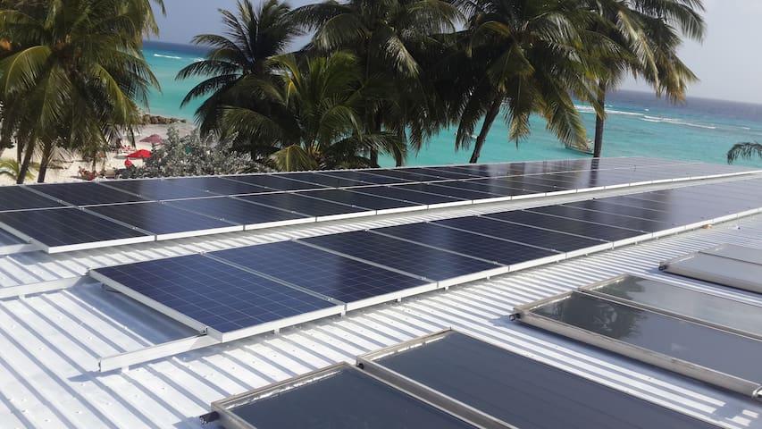 Renewable energy all the way!