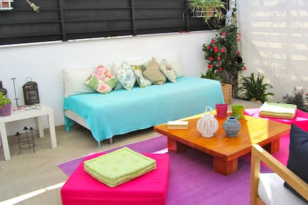 Lovely Duplex con chill out  - Huelva