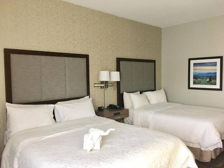 Elegant Double Two Double Beds Non Smoking At Sevierville